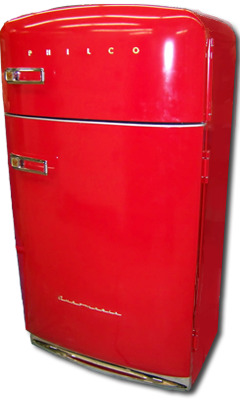 Kitchen appliance colors for 2014 - Antique Appliance Restoration