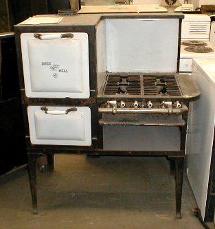 1918 Quick Meal Made by American Stove