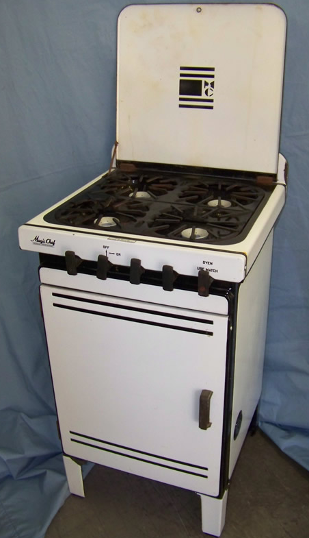 1936 Magic Chef Gas Stove