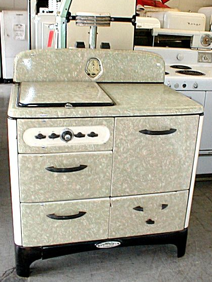 1936 Norge Gas Stove