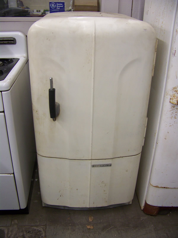 how to fix westinghouse fridge door