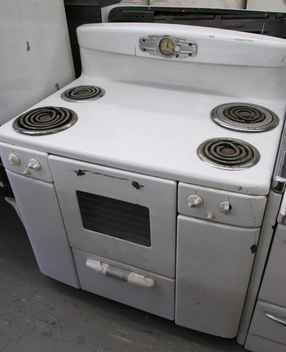 1955 Tappan Electric Stove