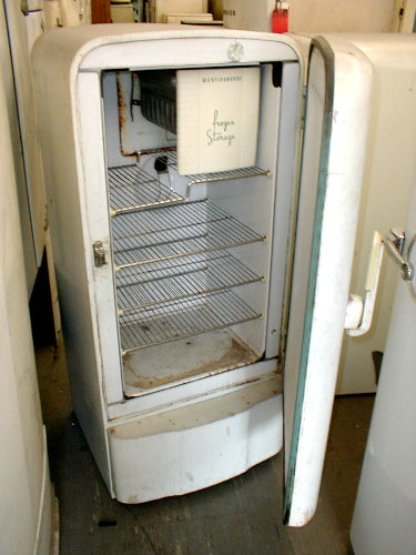 Antique Westinghouse Refrigerator Best 2000 Antique