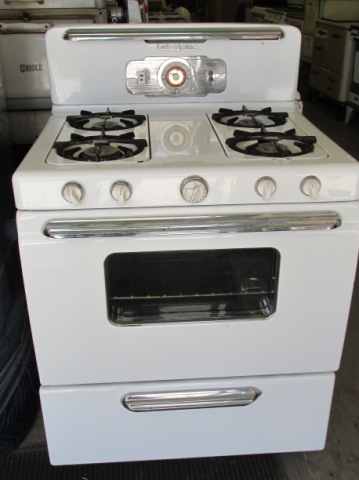 1954 Enterprise  30inch Gas Stove