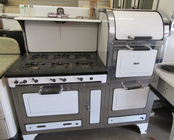 1936 Magic Chef 6300 Gas Stove