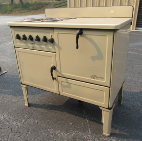 1934 L&H Electric Stove