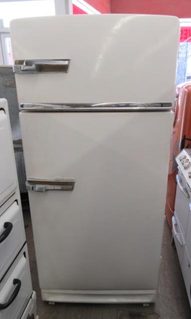1954 GE Combination Refrigerator
