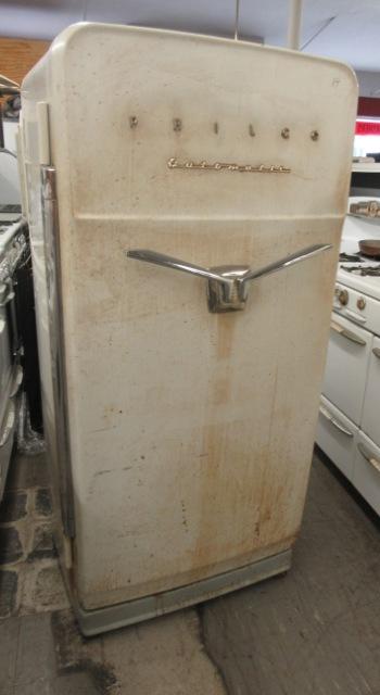 1955 Philco V-Handle Refrigerator