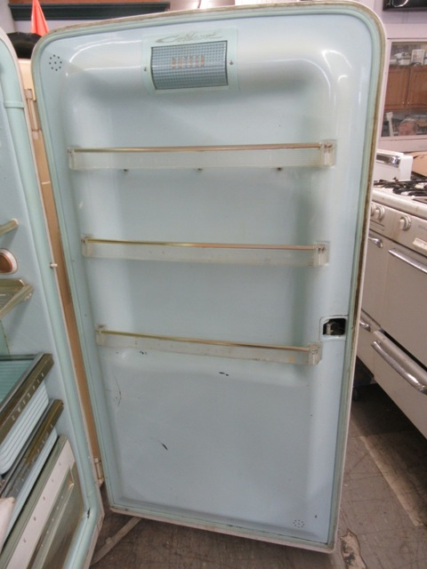 Unrestored Antique Refrigerators