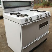 Caloric Stove 1956 Model Year,  Good & Working Condition