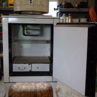 General Electric Monitor Top Refrigerator