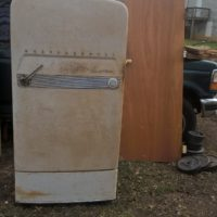 Antique Westinghouse Refrigerator-Unrestored