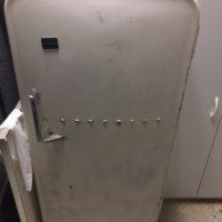 Hotpoint 1957 Refrigerator/Freezer
