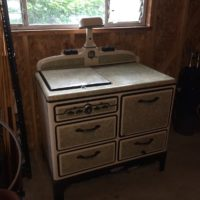 1937 Norge Gas Stove $1,500 OBO