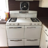 Vintage Tappan Stove found in 1951 Home - FOR SALE