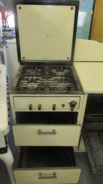 1931 Wedgewood Antique Appliances