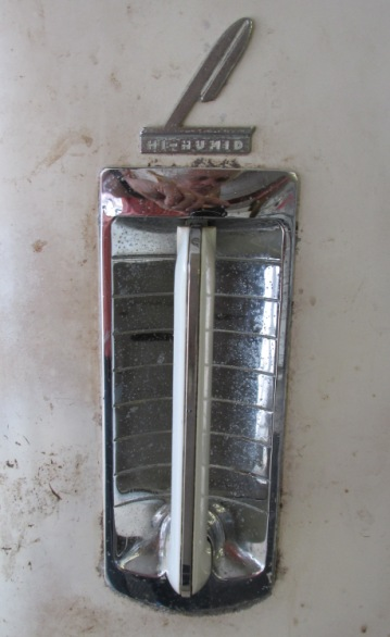 1941 Leonard Refrigerator Antique Appliances
