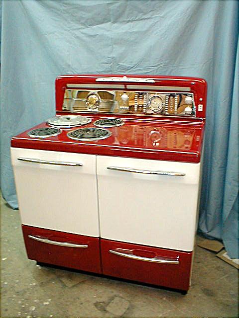 1947 Gibson - Antique Appliances
