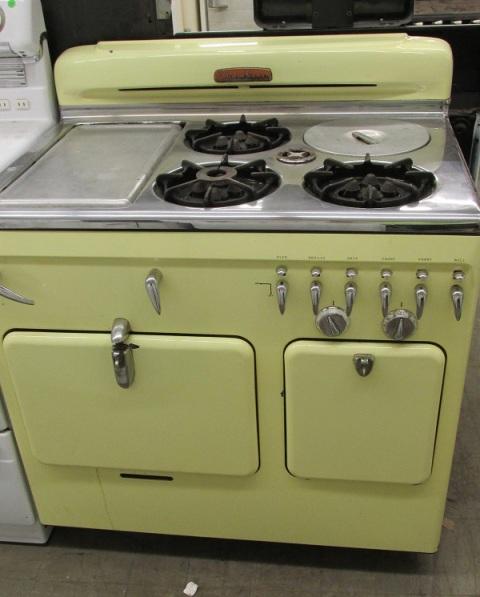 1951 Lowback Yellow Chambers
