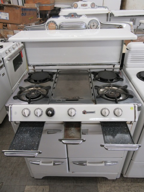 1952 O Keefe Amp Merritt 36 Quot Antique Appliances