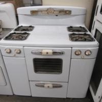 Unrestored Antique StovesAntique Appliances