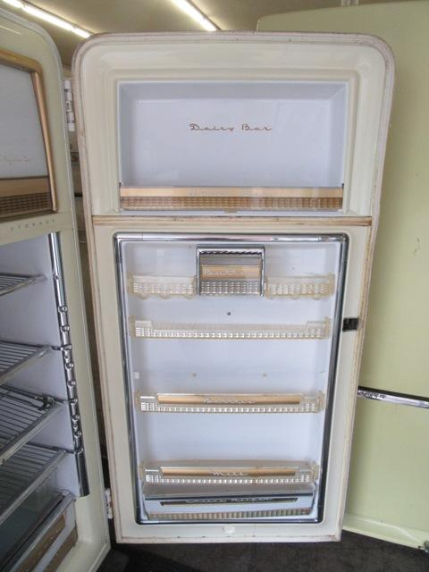 1954 Philco Refrigerator Antique Appliances