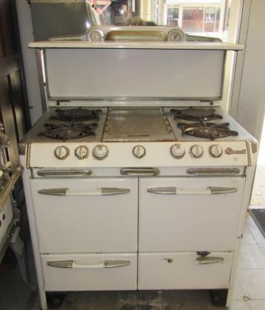 1952 O Keefe Merritt Double Oven