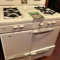 Vintage Caloric stove