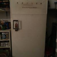 1954 Philco Refrigerator