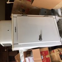 GE Monitor Top Refrigerator 1930's