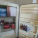 Antique International Harvester Refrigerator