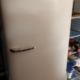 1948 GE Refrigerator in great cosmetic and mechanical condition