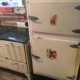 1936 Magic Chef & 1930s Duo-Draft Icebox