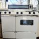 """40"""" Caloric Ultramatic Gas Range Double Oven (1951)"""
